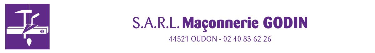 MAÇONNERIE GODIN Logo